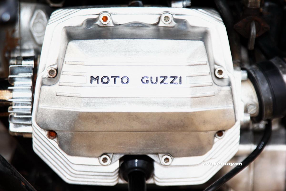 Bất ngờ mô tô cổ dáng ngon Moto Guzzi giá chỉ 100 triệu đồng_18