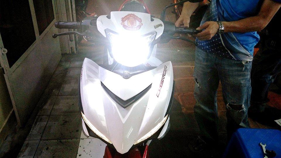 Kinh nghiệm gắn đèn LED siêu sáng cho phượt thủ_12