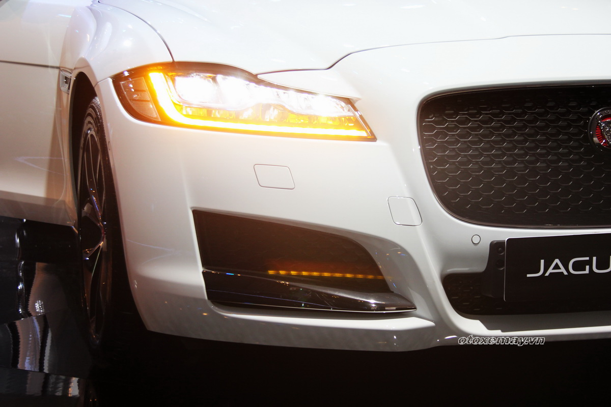 Khám phá Jaguar XF 2016 vừa ra mắt tại Việt Nam_5