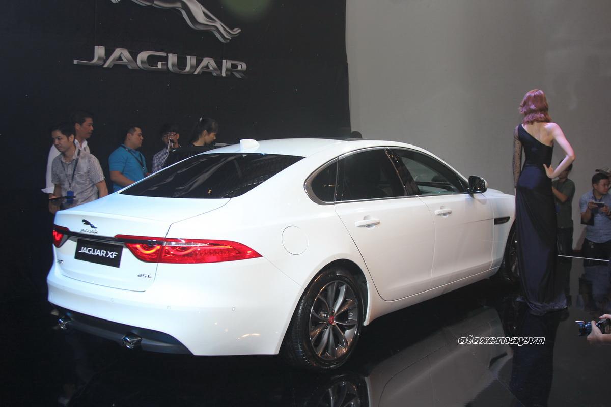 Khám phá Jaguar XF 2016 vừa ra mắt tại Việt Nam_7