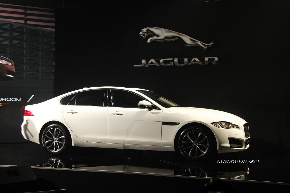 Khám phá Jaguar XF 2016 vừa ra mắt tại Việt Nam_2