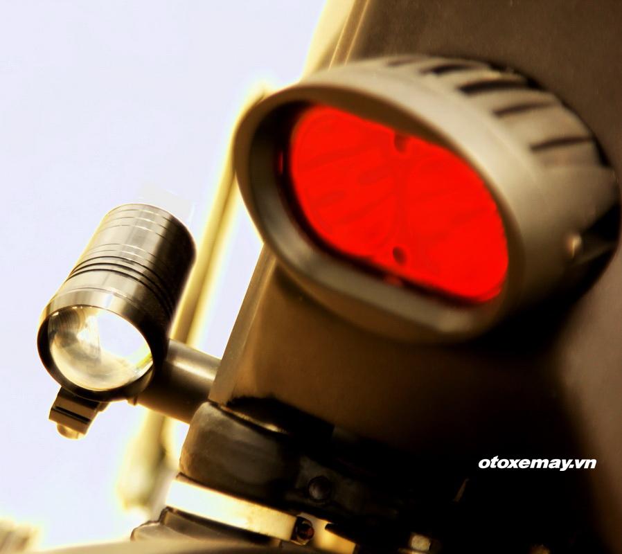Lạ mắt Honda Win độ Scrambler tại Sài Gòn_7