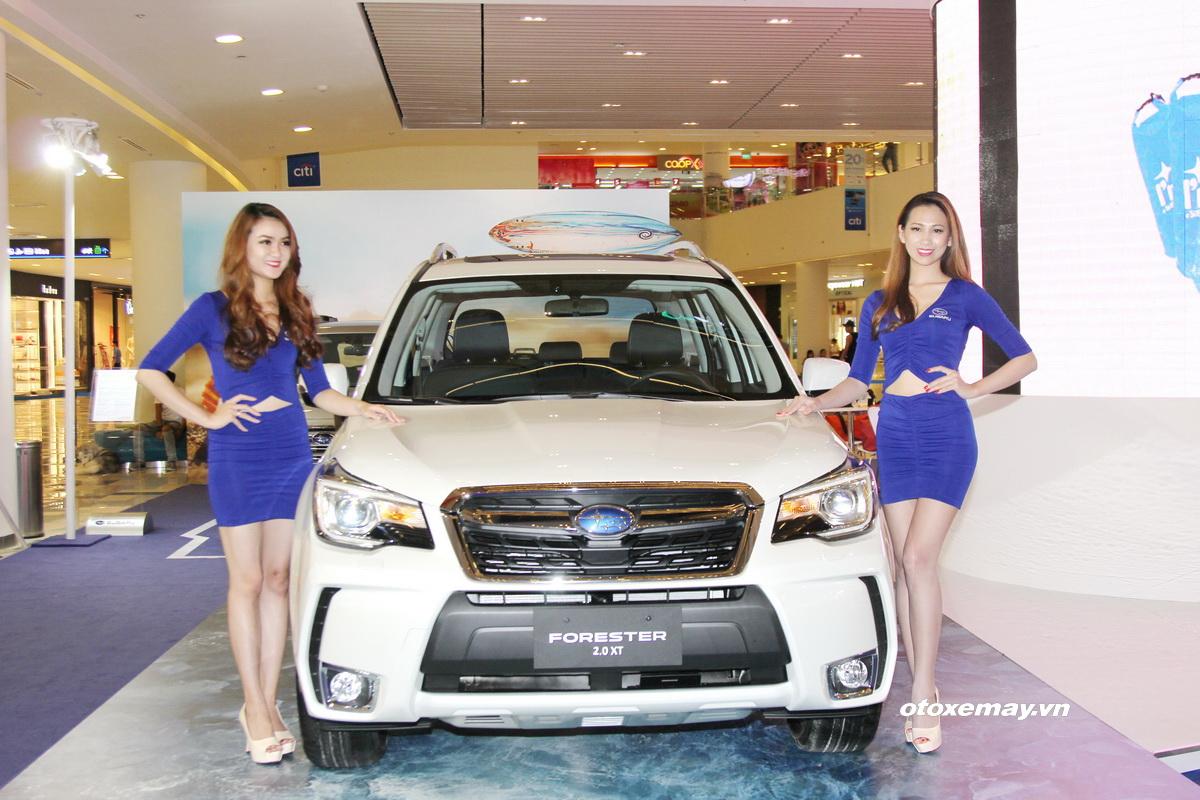 Subaru tổ chức trải nghiệm lái tại trường đua HappyLand_1