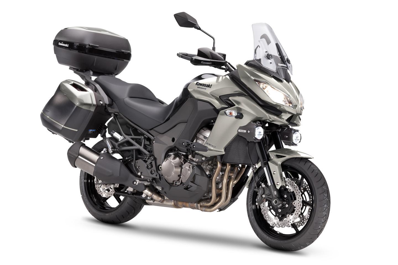 Lái thử bộ sưu tập mô tô Kawasaki cuối tuần tại Sài Gòn_3