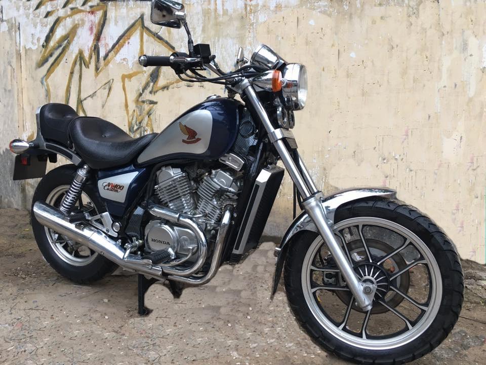 Biker Việt săn cruiser hàng hiếm Honda NV400_1