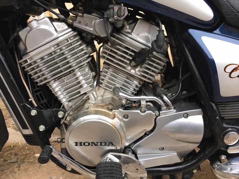 Biker Việt săn cruiser hàng hiếm Honda NV400_6
