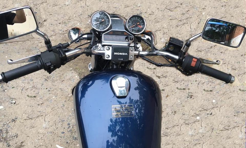 Biker Việt săn cruiser hàng hiếm Honda NV400_5