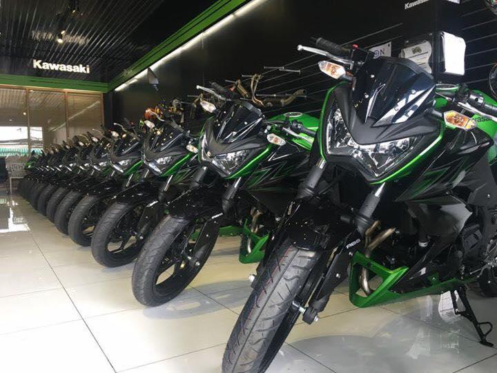 Phong trào bán mô tô PKL trả góp tại Sài Gòn_1