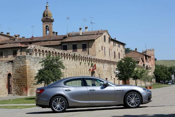 Điểm qua sự cầu kỳ trong quá trình chế tạo xe sang Maserati_9