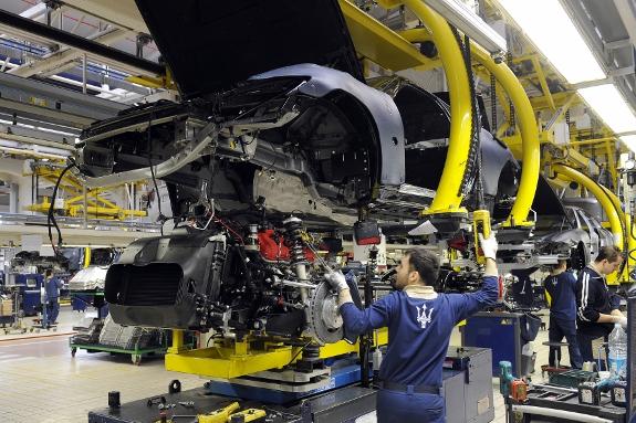 Điểm qua sự cầu kỳ trong quá trình chế tạo xe sang Maserati_3