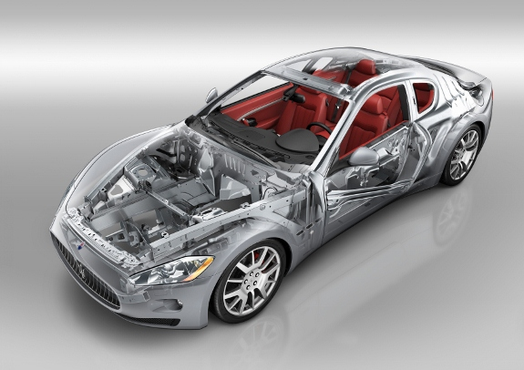 Điểm qua sự cầu kỳ trong quá trình chế tạo xe sang Maserati_1