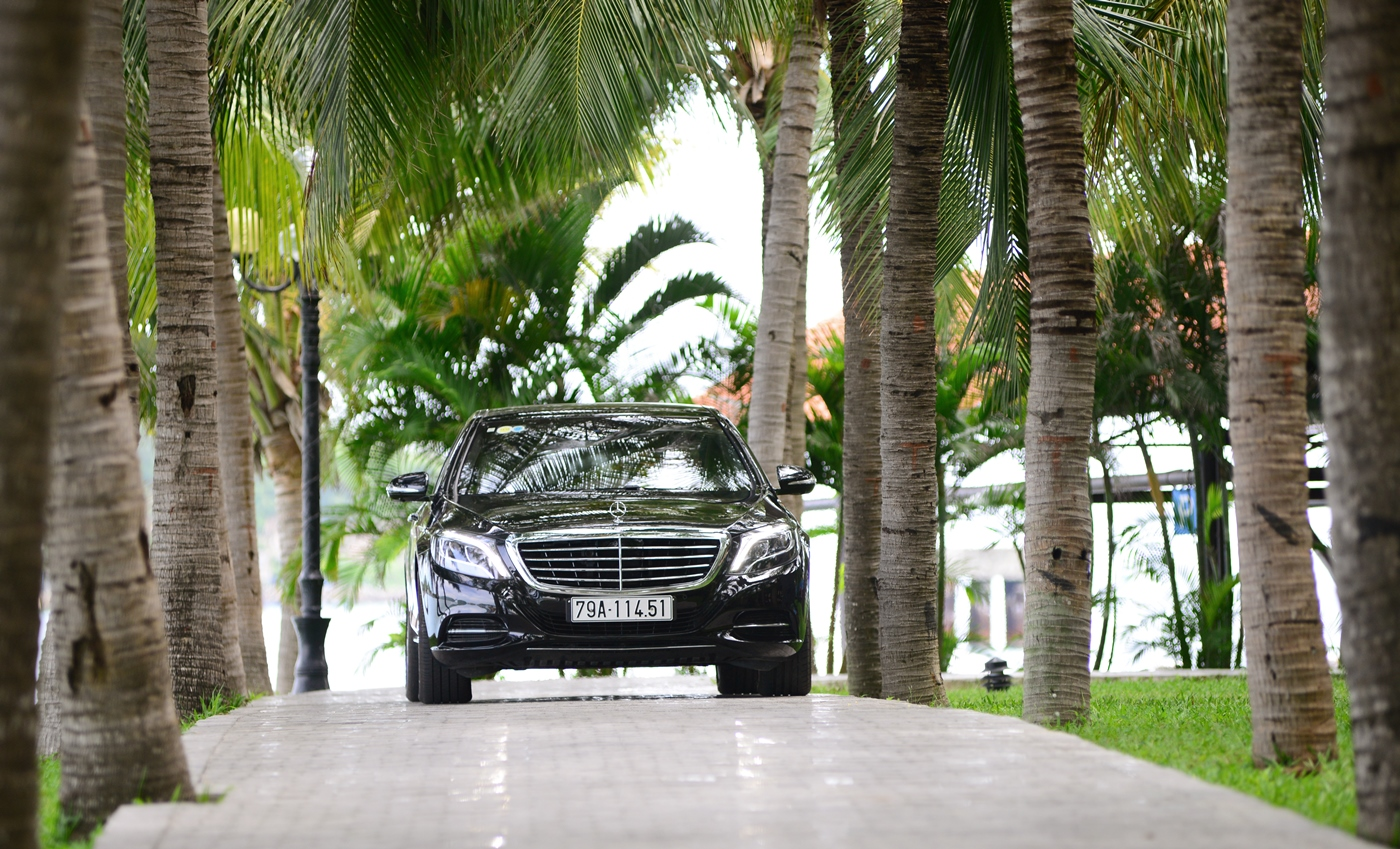 Khám phá đẳng cấp Mercedes S-Class phục vụ hệ thống Vinpearl_1