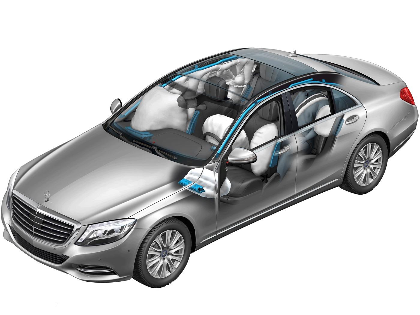 Khám phá đẳng cấp Mercedes S-Class phục vụ hệ thống Vinpearl_2