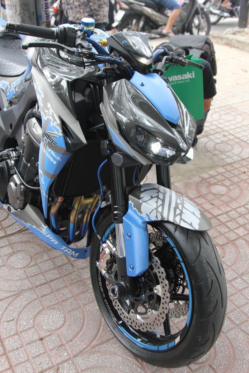 Tân trang Kawasaki Z1000 đón năm mới_4