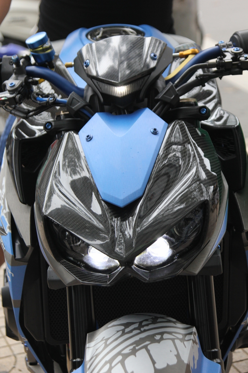 Tân trang Kawasaki Z1000 đón năm mới_2