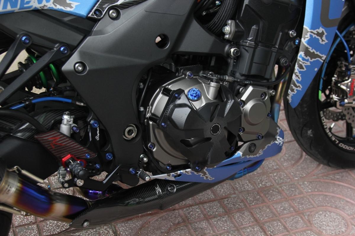 Tân trang Kawasaki Z1000 đón năm mới_8