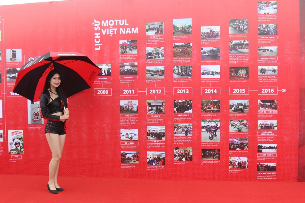 Motul Stunt Fest 2017 khai mạc thu hút fan Việt xem biểu diễn xe_10