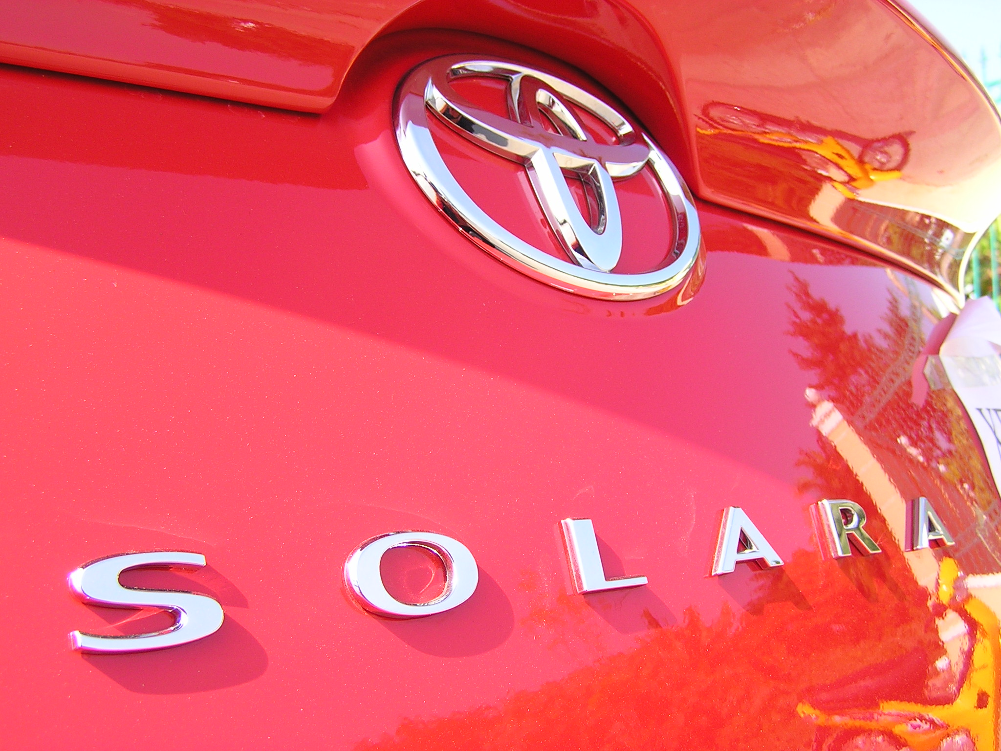Toyota mui trần sang chảnh hàng hiếm Solara Sport 3.3L_11