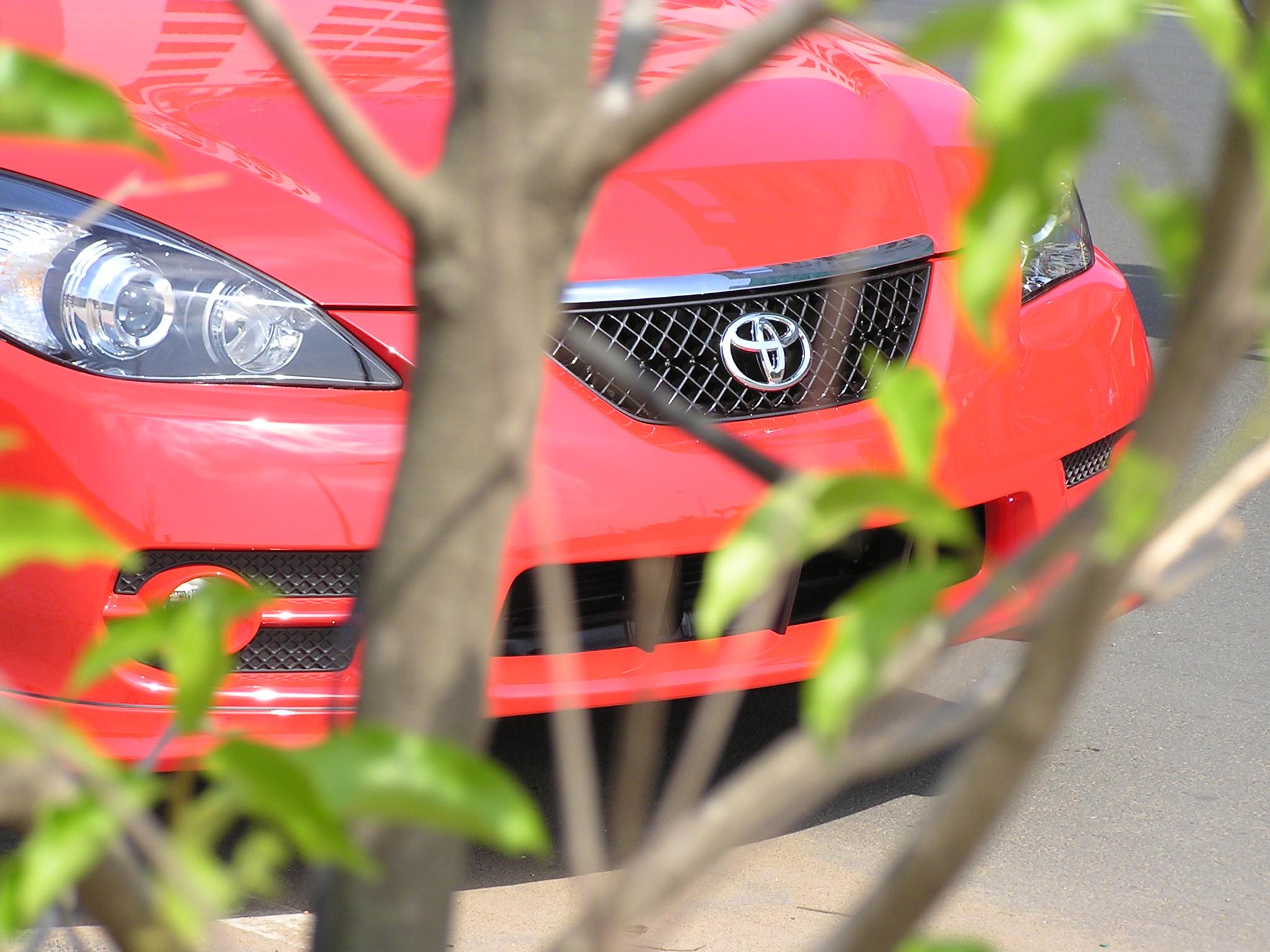 Toyota mui trần sang chảnh hàng hiếm Solara Sport 3.3L_9