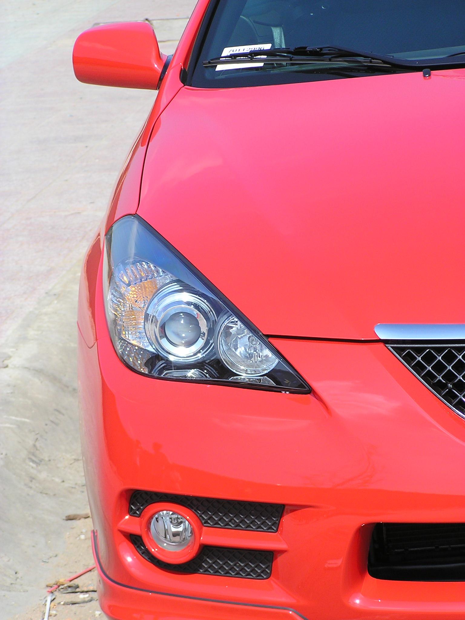 Toyota mui trần sang chảnh hàng hiếm Solara Sport 3.3L_13
