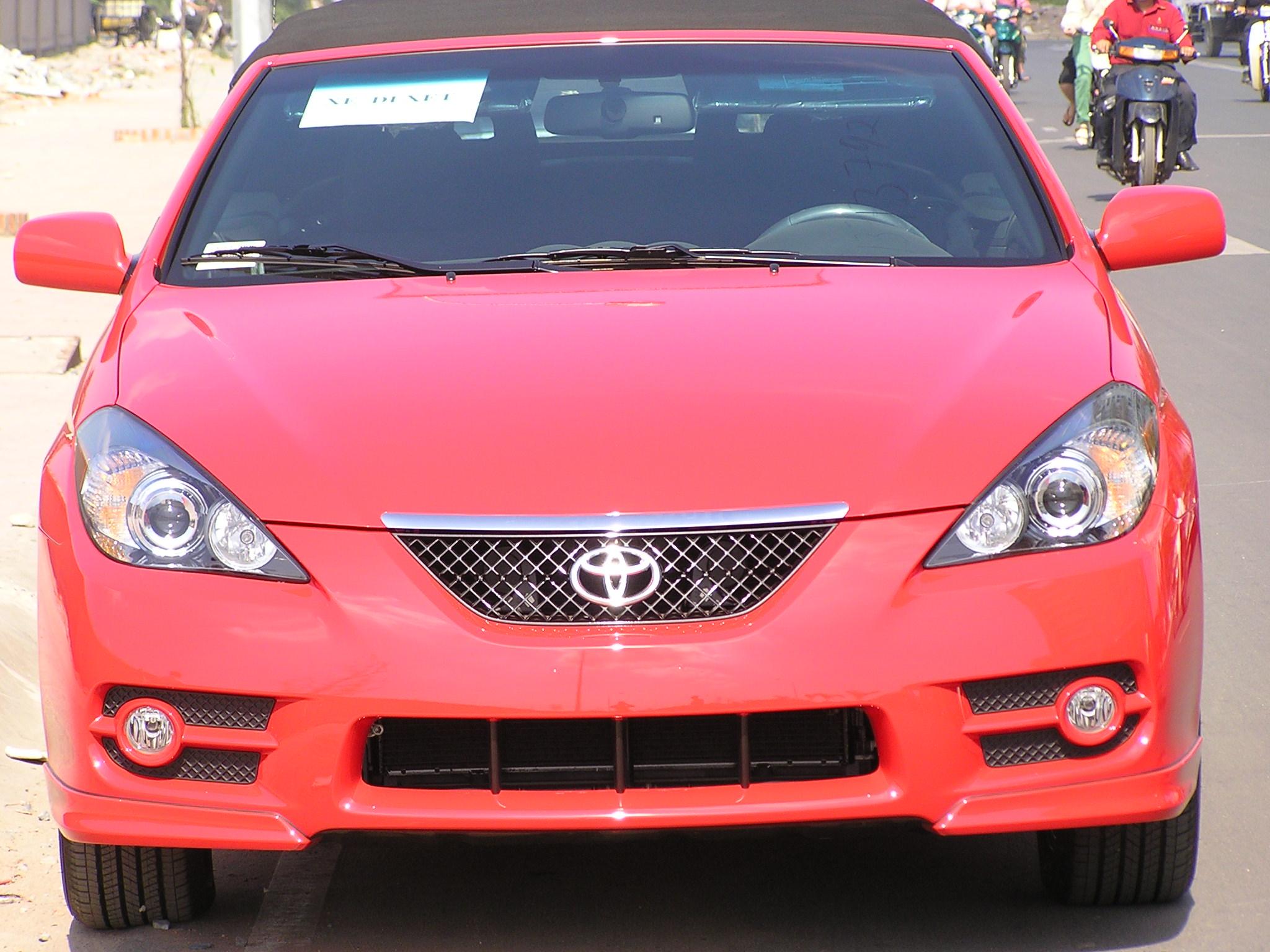 Toyota mui trần sang chảnh hàng hiếm Solara Sport 3.3L_8