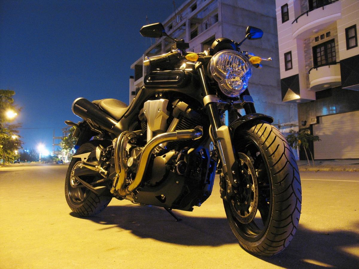 Chiêm ngưỡng một đại diện chuẩn mực dòng nakedbike - Yamaha MT-01_2