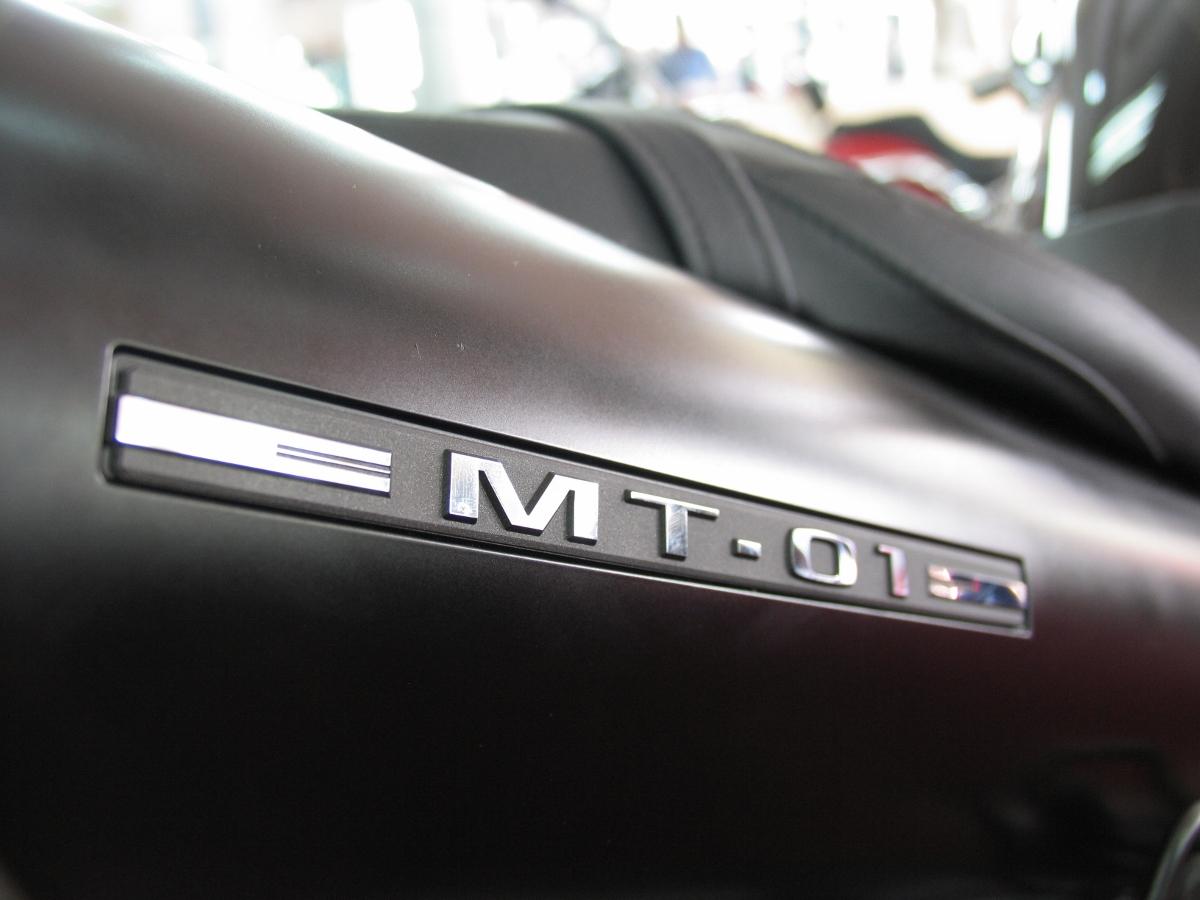 Chiêm ngưỡng một đại diện chuẩn mực dòng nakedbike - Yamaha MT-01_9