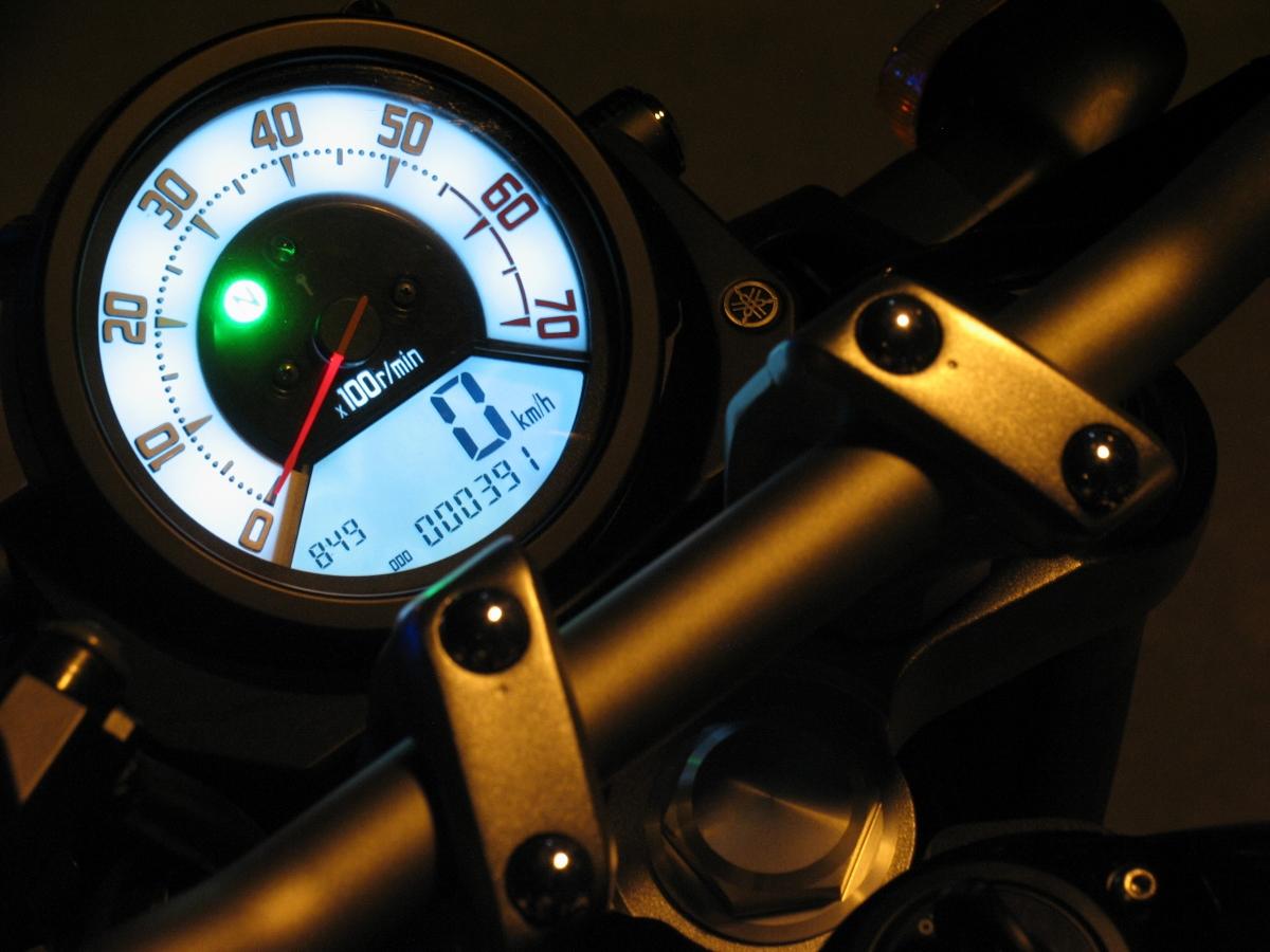 Chiêm ngưỡng một đại diện chuẩn mực dòng nakedbike - Yamaha MT-01_3