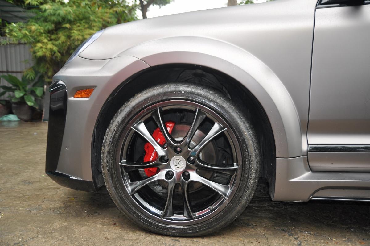 Dân chơi Việt bỏ 500 triệu đồng tạo dáng cực đỉnh cho Porsche Cayenne_5