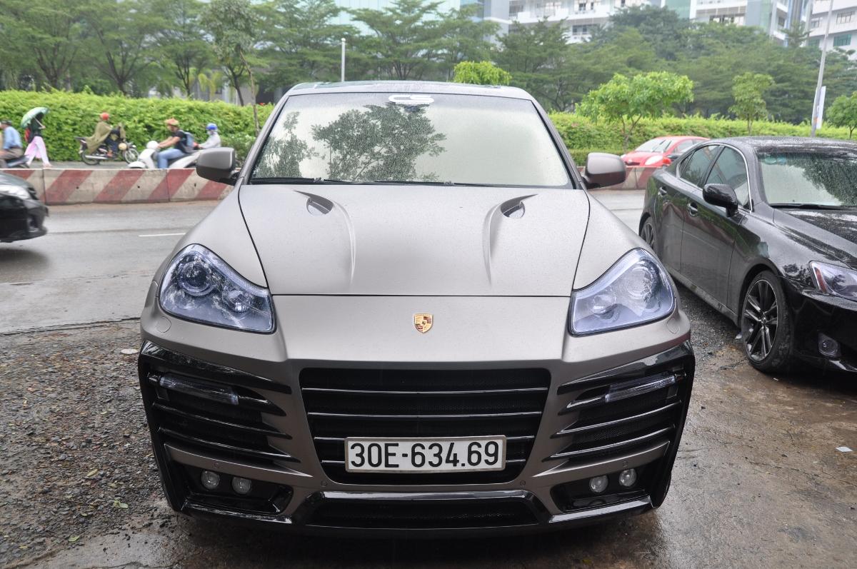 Dân chơi Việt bỏ 500 triệu đồng tạo dáng cực đỉnh cho Porsche Cayenne_7