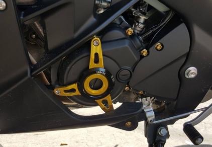 Nakedbike Yamaha TFX 150 thu hút ánh nhìn với dàn phụ kiện đẹp nhất hiện nay_11