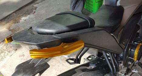 Nakedbike Yamaha TFX 150 thu hút ánh nhìn với dàn phụ kiện đẹp nhất hiện nay_10