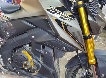 Nakedbike Yamaha TFX 150 thu hút ánh nhìn với dàn phụ kiện đẹp nhất hiện nay_14