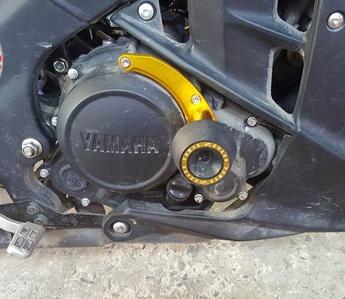 Nakedbike Yamaha TFX 150 thu hút ánh nhìn với dàn phụ kiện đẹp nhất hiện nay_3