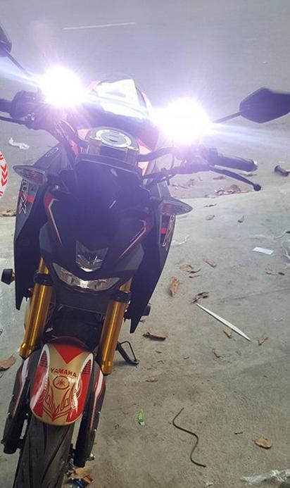 Nakedbike Yamaha TFX 150 thu hút ánh nhìn với dàn phụ kiện đẹp nhất hiện nay_5