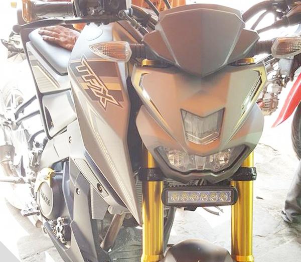 Nakedbike Yamaha TFX 150 thu hút ánh nhìn với dàn phụ kiện đẹp nhất hiện nay_8