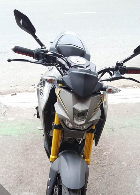 Nakedbike Yamaha TFX 150 thu hút ánh nhìn với dàn phụ kiện đẹp nhất hiện nay_16