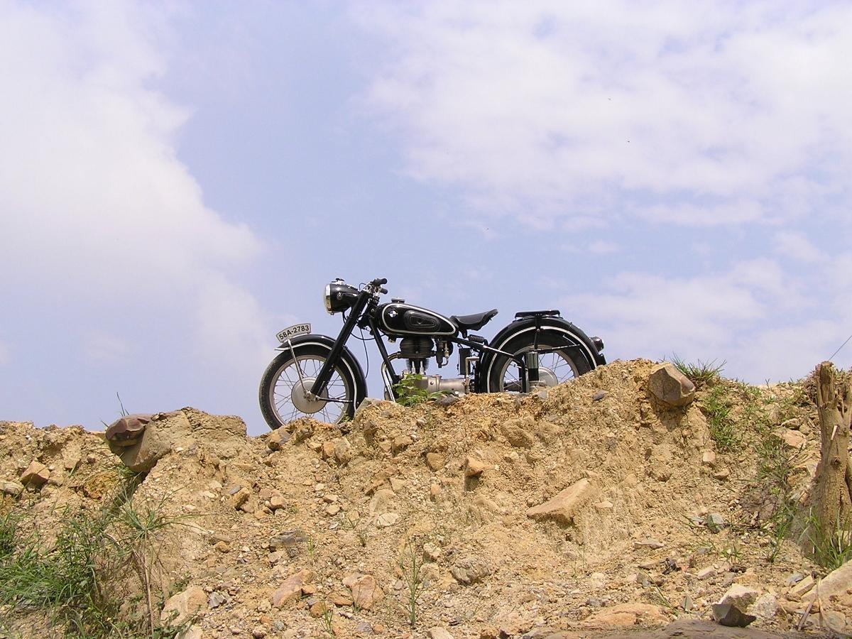 BMW R25 – chiếc môtô khơi niềm đam mê hơn 60 năm_2