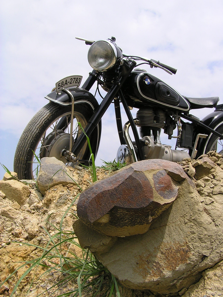 BMW R25 – chiếc môtô khơi niềm đam mê hơn 60 năm_3