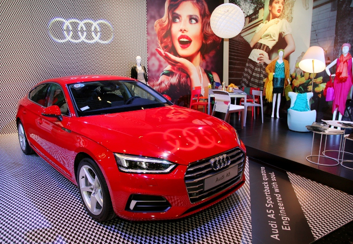 Audi-A5-Sportback-trinh-dien-tai-trien-lam-Phong-cach-song-chau-Au-anh-1