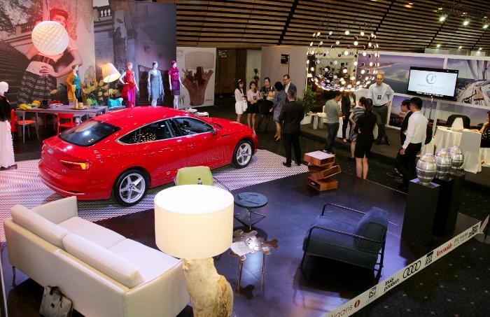 Audi-A5-Sportback-trinh-dien-tai-trien-lam-Phong-cach-song-chau-Au-anh-2