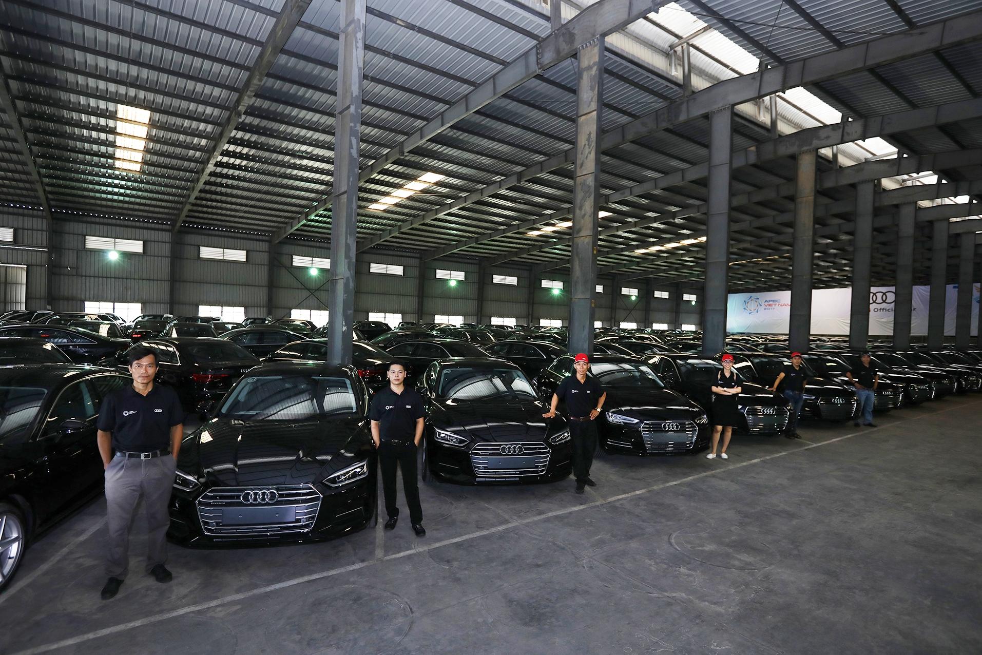 Audi-tiep-tuc-giao-xe-phien-ban-gioi-han-phuc-vu-APEC-tai-Da-Nang-anh-1