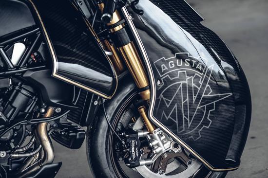 Rough Crafts, MV Agusta và viên đạn màu đen_ảnh8