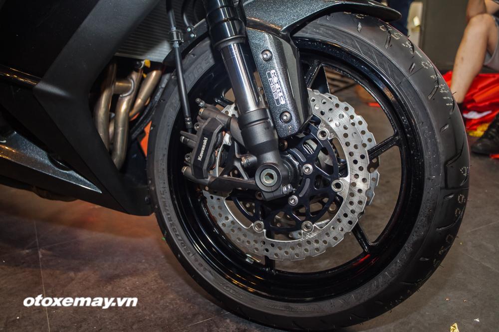 Kawasaki Z1000SX 2016 giá bao nhiêu? hình ảnh & khả năng vận hành 10