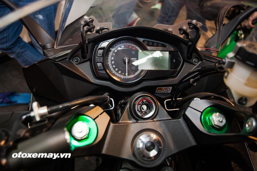 Kawasaki Z1000SX 2016 giá bao nhiêu? hình ảnh & khả năng vận hành 7