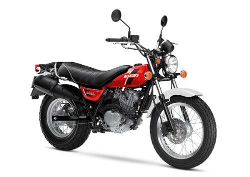 Suzuki VanVan 200 2018 chính thức lên kệ với giá $3900