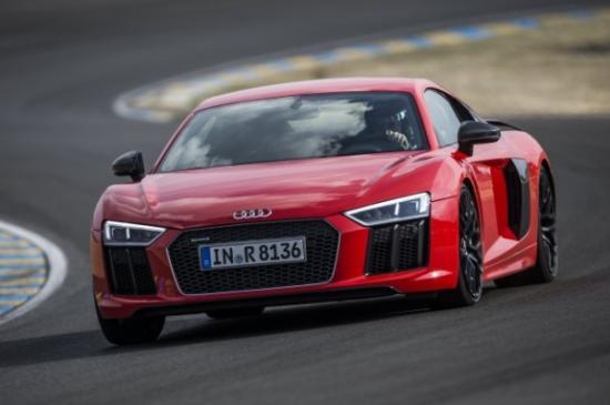 Audi R8 trang bị động cơ mới a3