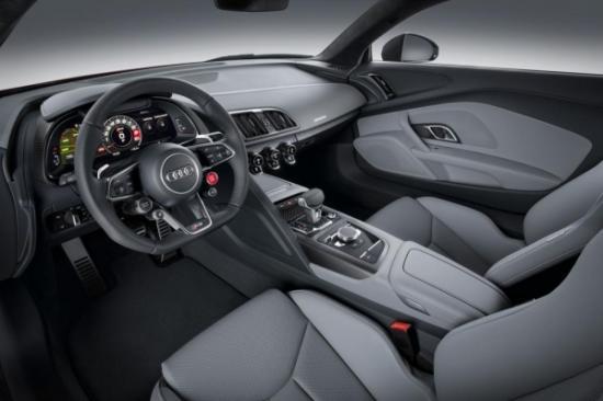 Audi R8 trang bị động cơ mới a5