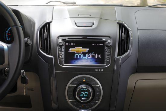 Chevrolet Colorado bán tải chất Mỹ ảnh 1