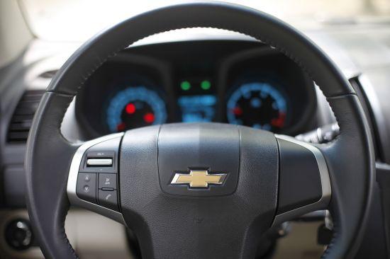 Chevrolet Colorado bán tải chất Mỹ ảnh 2